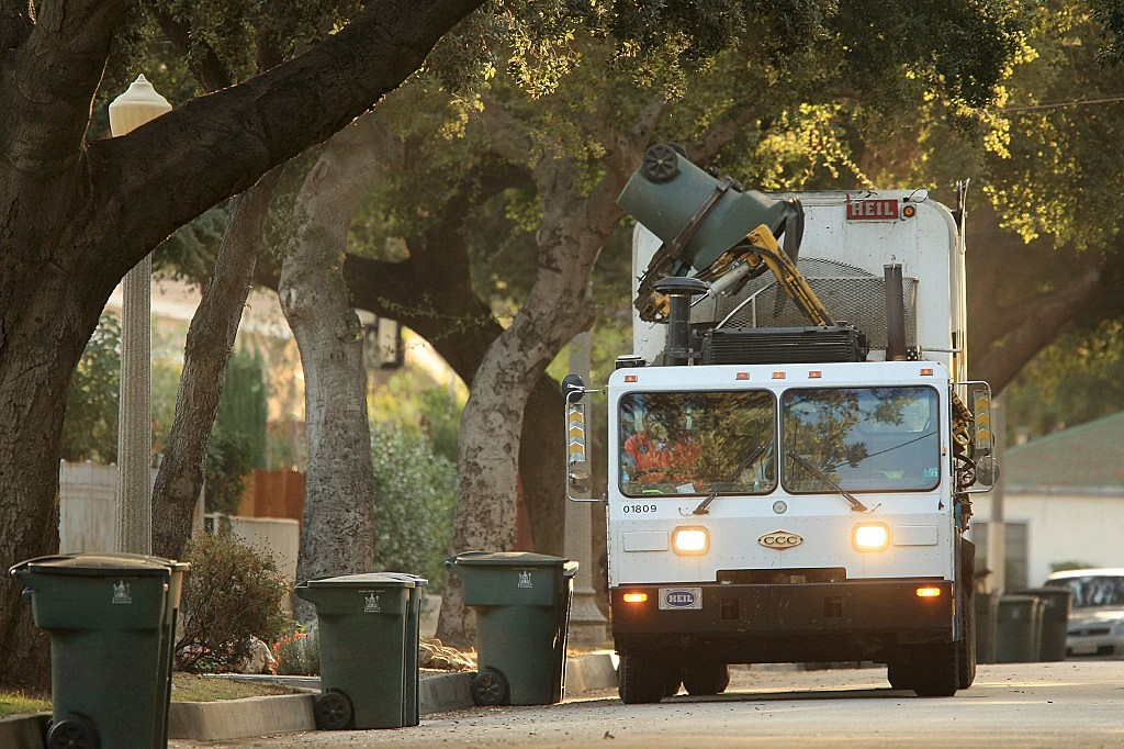 Good Friday Holiday Garbage And Trash Collection Schedule