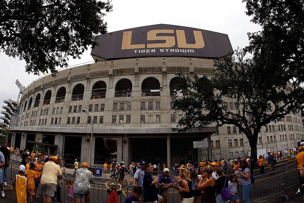 LSU Tigers Stadium