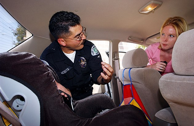 Free child passenger safety check event in lake charles for Billy navarre honda