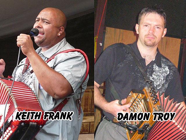 Keith Frank & Damon Troy