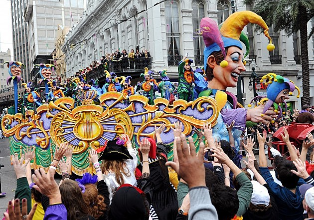 Can you believe its Mardi Gras time in Louisiana already? Well believe ...