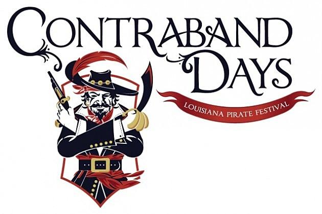 Contraband Days Logo