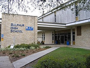 Sulphur High School