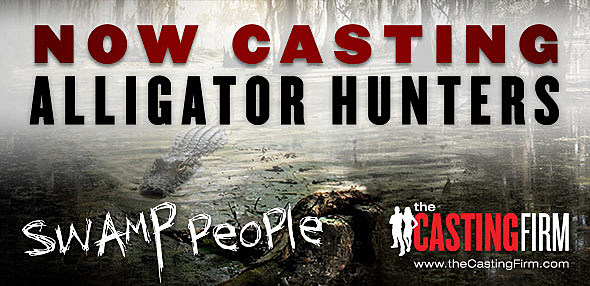 Swamp People Casting
