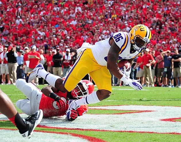 Georgia vs. LSU: Game pick, prediction, odds, time, TV ...
