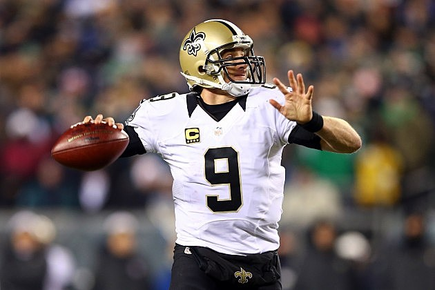 Drew Brees A Finalist For Fedex Air Nfl Player Of The Year