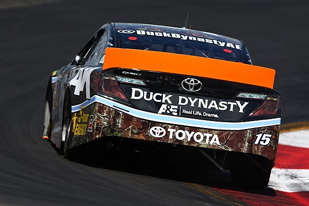 Duck Commander Sponsor NASCAR Race At Texas Motor Speedway