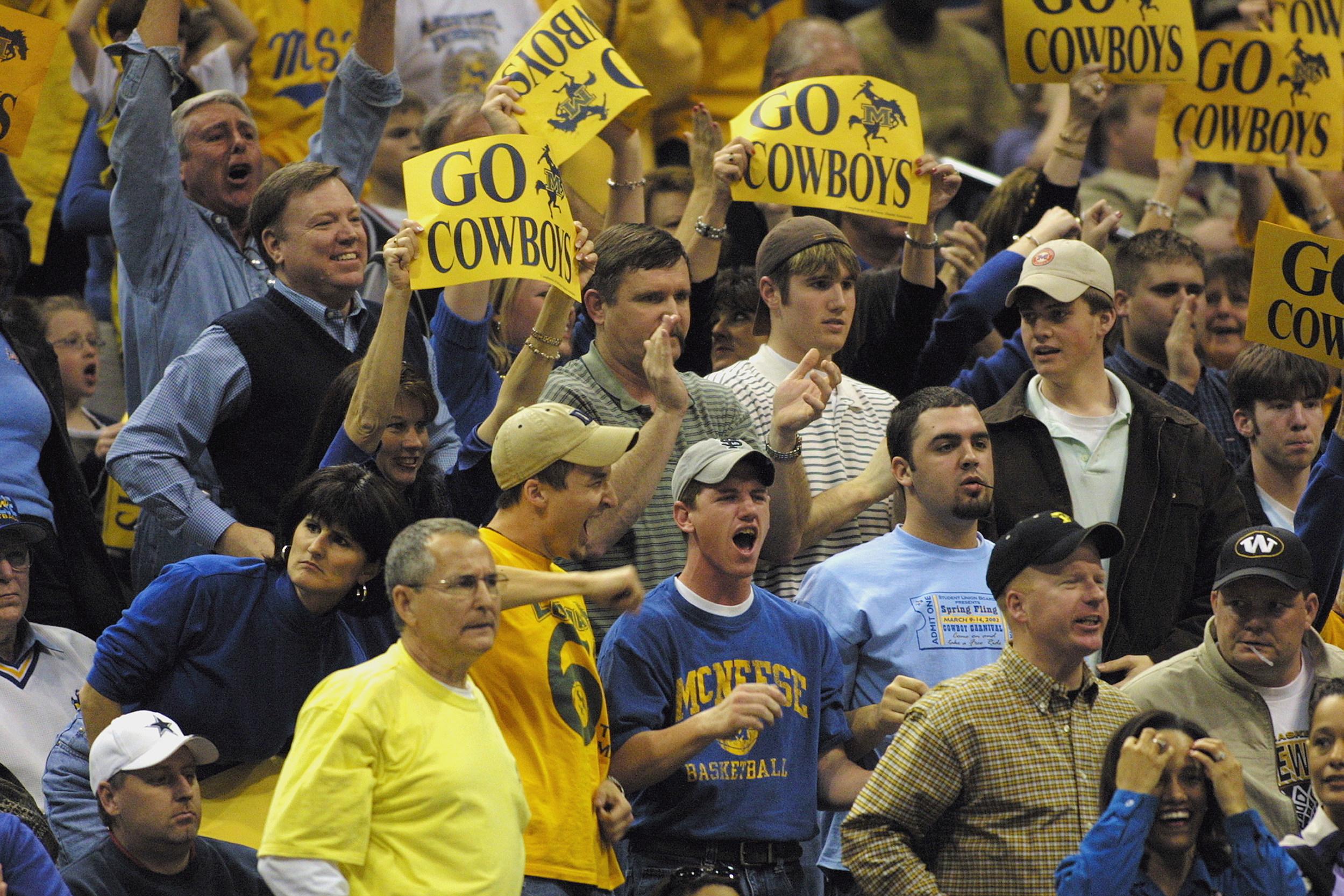 McNeese Fans